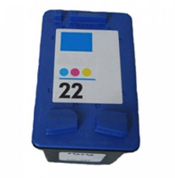 Huismerk inktpatroon nr. 22 Kleur 18 ml.