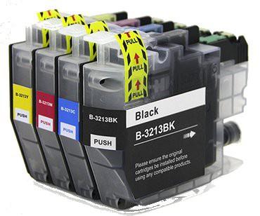 LC3213 XL Set compatible inktpatronen 4 stuks