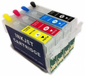 603XL Epson Hervulbare Cartridge met ARC chip