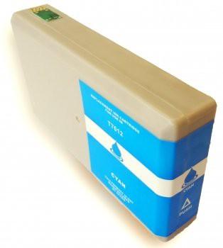 T7012 Compatible inktpatroon Cyaan XL 45 ml
