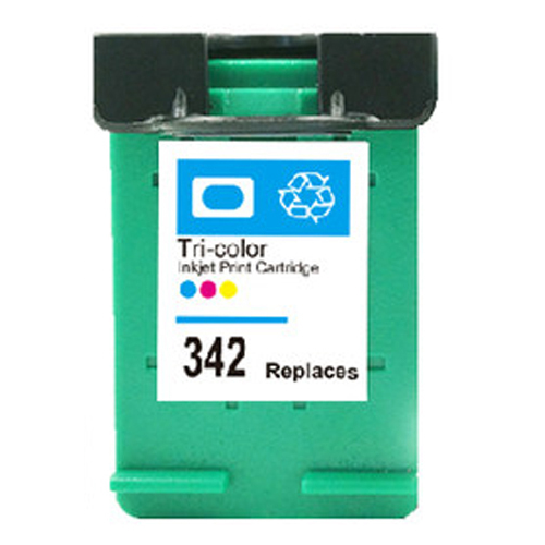 Huismerk inktpatroon nr. 342 Kleur 12 ml.