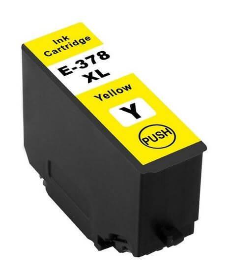378XL Huismerk inktcartridge T3794 Geel 9.3 ml