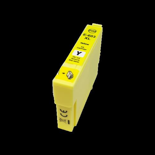 603XL Huismerk inktpatroon 603XL Geel 13.5 ml