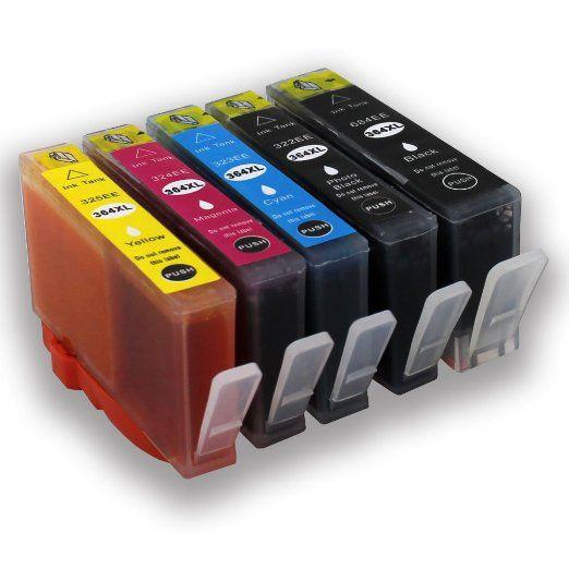 364XL Huismerk Cartridges Set van 5 stuks XL