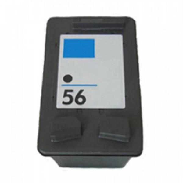 Huismerk inktpatroon nr. 56 Zwart 20 ml.