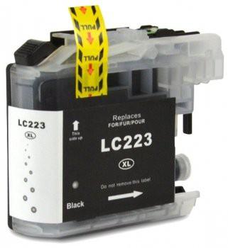LC223 Huismerk inktpatroon zwart 20 ml