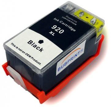 920XL Huismerk inktpatroon Zwart 56 ml.