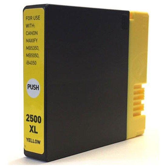 PGI-2500Y Huismerk inktpatroon geel 23,5 ml