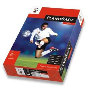 Papyrus Plano® Universal Printpapier DIN A4 80 g/m² 500 vellen Wit