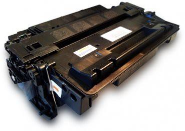 Toner Huismerk 55X zwart CE255X
