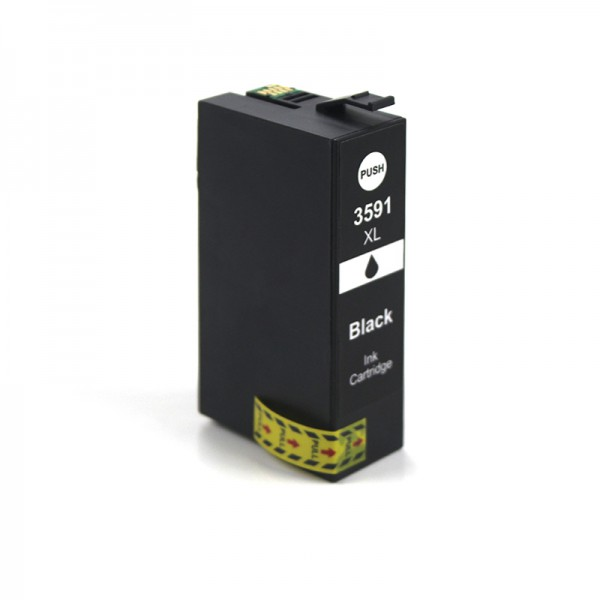 T3591 Huismerk inktpatroon 35XL Zwart 42 ml