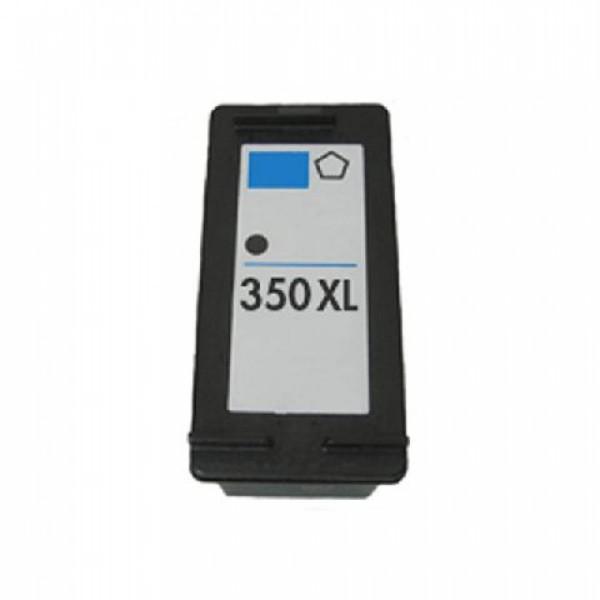 Huismerk inktpatroon nr. 350XL Zwart 35 ml.