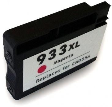 933 compatible inktpatroon Magenta XL 16 ml.