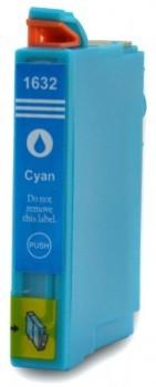 T1632 Compatible inktpatroon Cyaan 16XL 10 ml