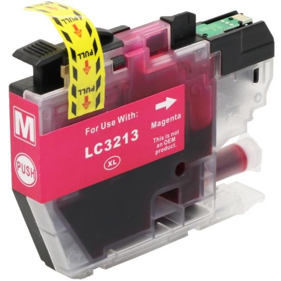 LC3213 XL compatible inktpatroon Magenta 10 ml