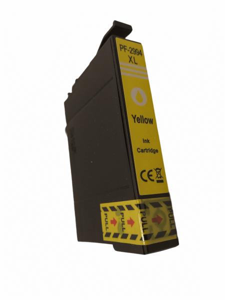 T2994 Huismerk inktcartridge 29XL Geel 14 ml