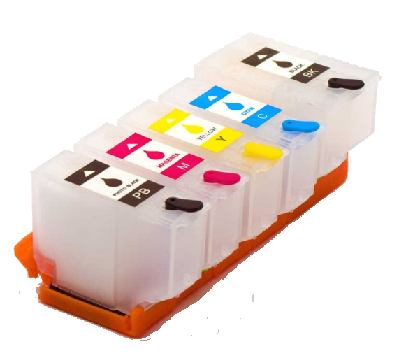 202XL Epson Hervulbare Cartridge met ARC chip